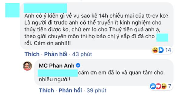 MC Phan Anh đối 1:1 với loạt antifan đề cập đến chuyện từ thiện, phản ứng thế nào về lùm xùm tương tự của Thuỷ Tiên?-4