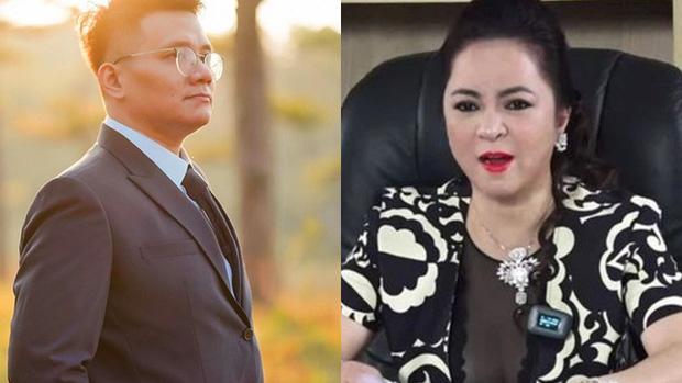 Xôn xao tin nhắn của cậu IT Nhâm Hoàng Khang với nữ CEO Đại Nam hồi còn thân nhau: Em nói này chị đừng buồn nha...-1