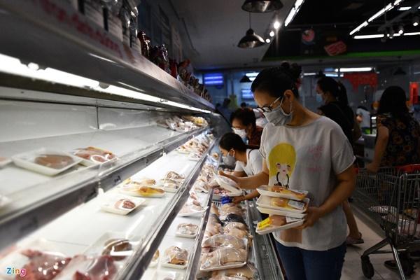 Biện pháp quan trọng để người dân không nhiễm nCoV khi đi chợ-1
