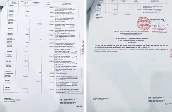 Thuỷ Tiên công bố 18.000 trang sao kê ngân hàng, làm rõ các khoản thu - chi và chốt 1 ý đặc biệt quan trọng-10