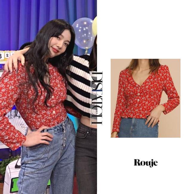 Mặc áo blouse đẹp như Red Velvet: 13 cách mix đơn giản nhưng trẻ trung, chuẩn sang xịn mịn-13