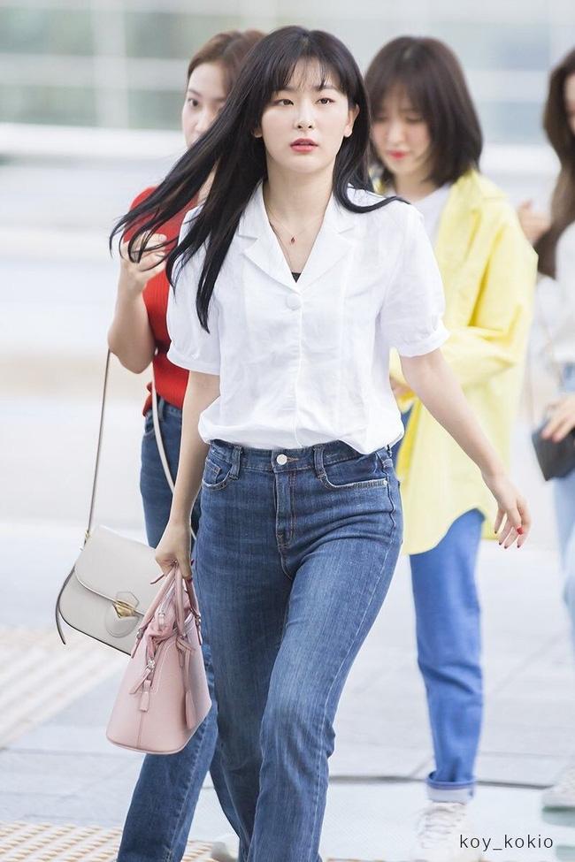 Mặc áo blouse đẹp như Red Velvet: 13 cách mix đơn giản nhưng trẻ trung, chuẩn sang xịn mịn-2