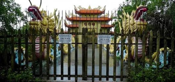Hình ảnh nhà thờ Tổ của Hoài Linh đóng cửa im lìm trong ngày giỗ Tổ nghề?-2