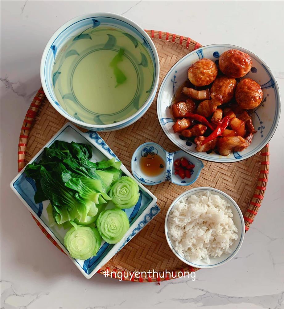 Khoe loạt mâm cơm ngon-bổ-rẻ trong những ngày giãn cách, mẹ đảm Hà Nội giúp chị em giải quyết bài toán hôm nay ăn gì?-10