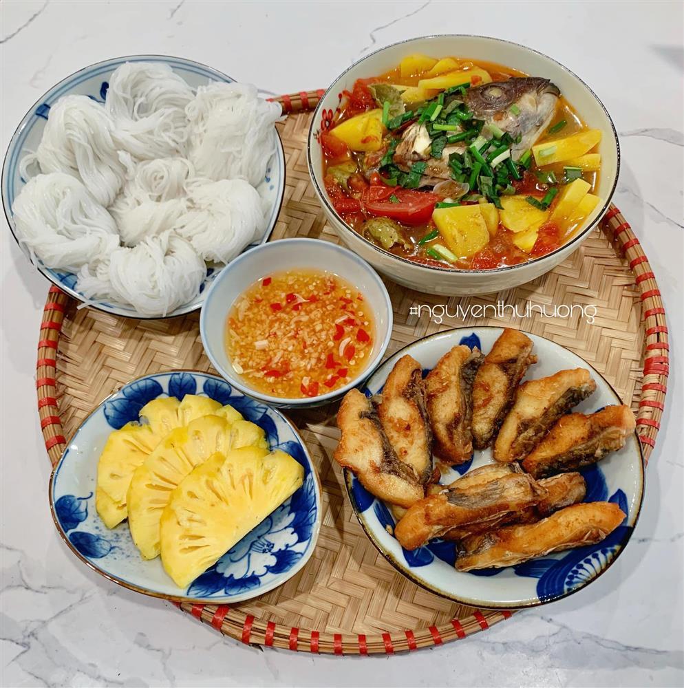 Khoe loạt mâm cơm ngon-bổ-rẻ trong những ngày giãn cách, mẹ đảm Hà Nội giúp chị em giải quyết bài toán hôm nay ăn gì?-4