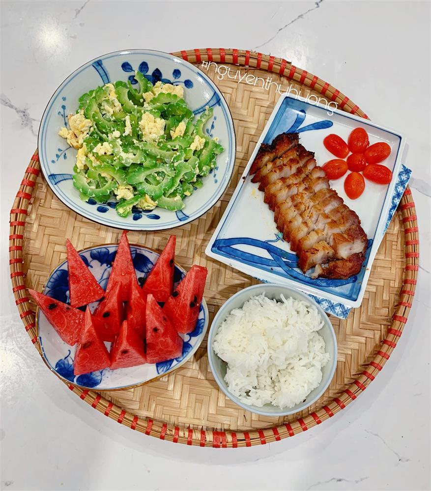 Khoe loạt mâm cơm ngon-bổ-rẻ trong những ngày giãn cách, mẹ đảm Hà Nội giúp chị em giải quyết bài toán hôm nay ăn gì?-5