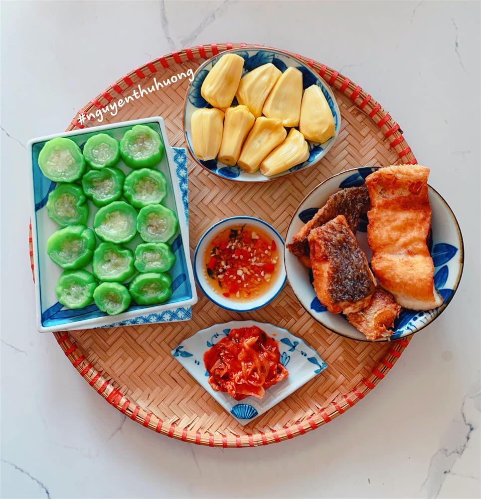 Khoe loạt mâm cơm ngon-bổ-rẻ trong những ngày giãn cách, mẹ đảm Hà Nội giúp chị em giải quyết bài toán hôm nay ăn gì?-8