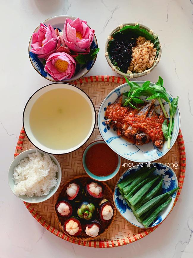 Khoe loạt mâm cơm ngon-bổ-rẻ trong những ngày giãn cách, mẹ đảm Hà Nội giúp chị em giải quyết bài toán hôm nay ăn gì?-15