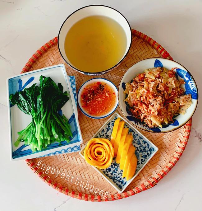 Khoe loạt mâm cơm ngon-bổ-rẻ trong những ngày giãn cách, mẹ đảm Hà Nội giúp chị em giải quyết bài toán hôm nay ăn gì?-19