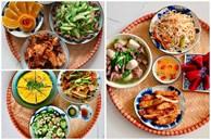 Khoe loạt mâm cơm ngon-bổ-rẻ trong những ngày giãn cách, mẹ đảm Hà Nội giúp chị em giải quyết bài toán 'hôm nay ăn gì?'