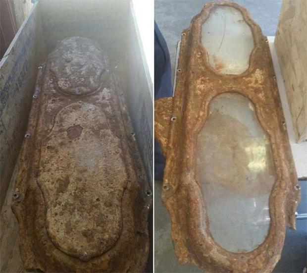 Đào quan tài kính dưới lòng đất, các nhà khoa học sửng sốt thấy bé gái vẹn nguyên như thiên thần say ngủ cùng bí mật bị chôn vùi 140 năm-4