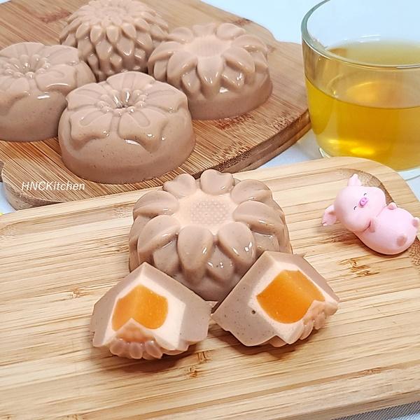 Hội chị em sángtạo đủ loại bánh Trung thuphi truyền thống đẹp xuất sắc, chỉ muốn ngắm chẳng nỡ ăn-9