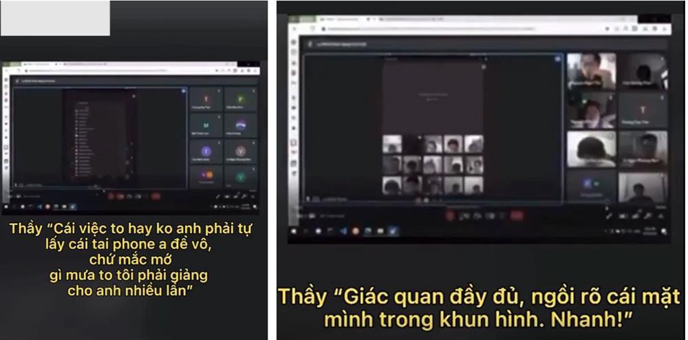 Vụ nam sinh xin giảng lại vì trời mưa to, bị thầy giáo đuổi khỏi lớp online: Nhà trường đưa ra 4 lý do mong netizen không ném đá thầy-1
