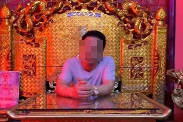 Hà Nội: Công an điều tra vụ tự xưng Ngọc Hoàng đại đế chống Covid-19 bằng trấn yểm-1