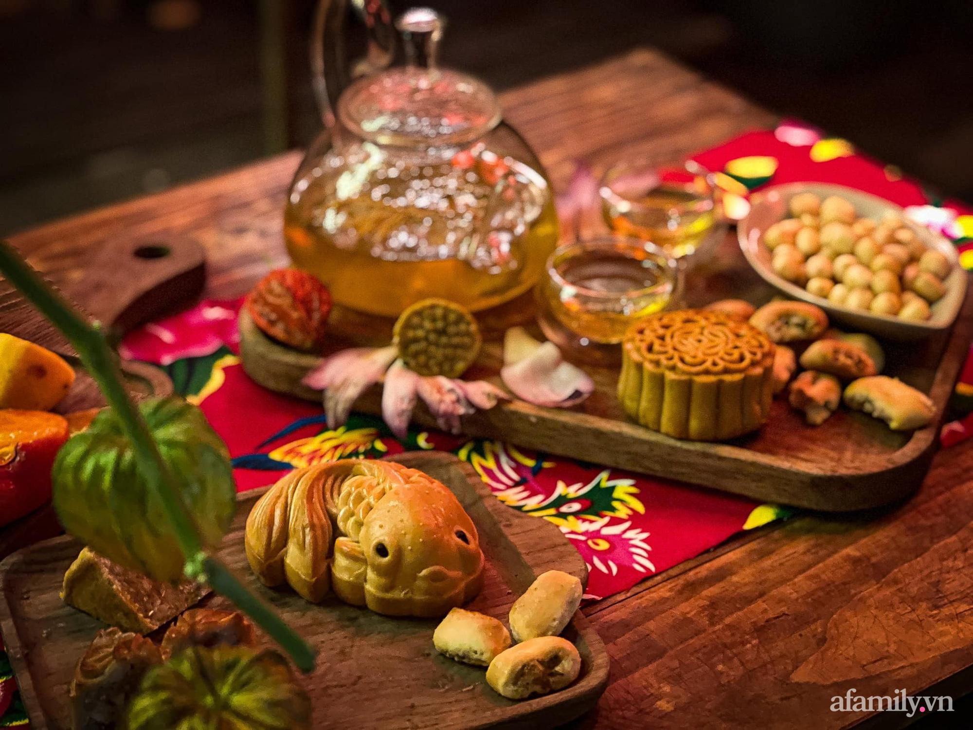Phòng ngủ lung linh rực rỡ sắc màu Trung thu nhờ bàn tay khéo decor của cô gái Hà Nội-6
