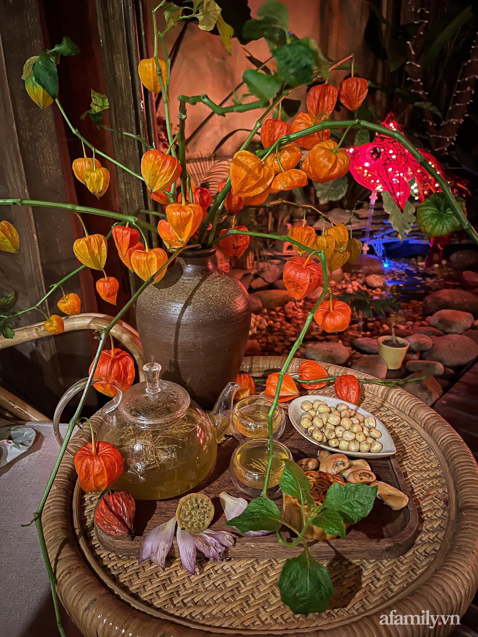 Phòng ngủ lung linh rực rỡ sắc màu Trung thu nhờ bàn tay khéo decor của cô gái Hà Nội-8