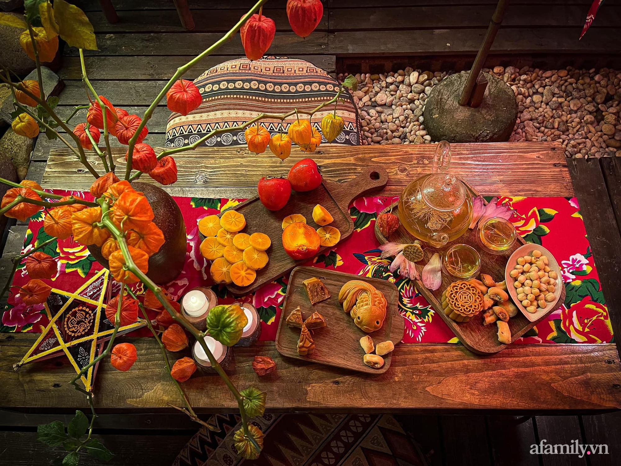 Phòng ngủ lung linh rực rỡ sắc màu Trung thu nhờ bàn tay khéo decor của cô gái Hà Nội-12
