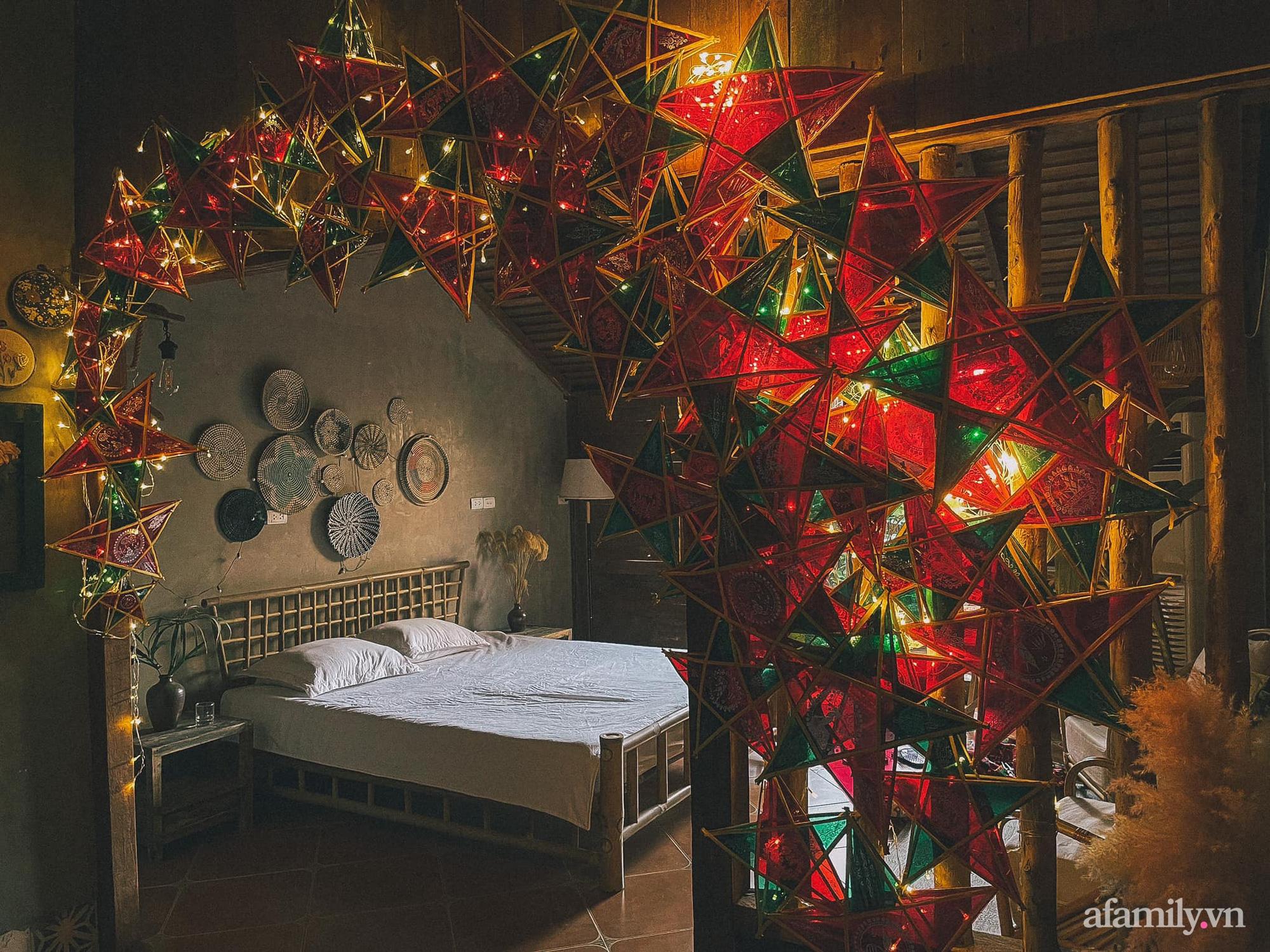 Phòng ngủ lung linh rực rỡ sắc màu Trung thu nhờ bàn tay khéo decor của cô gái Hà Nội-1
