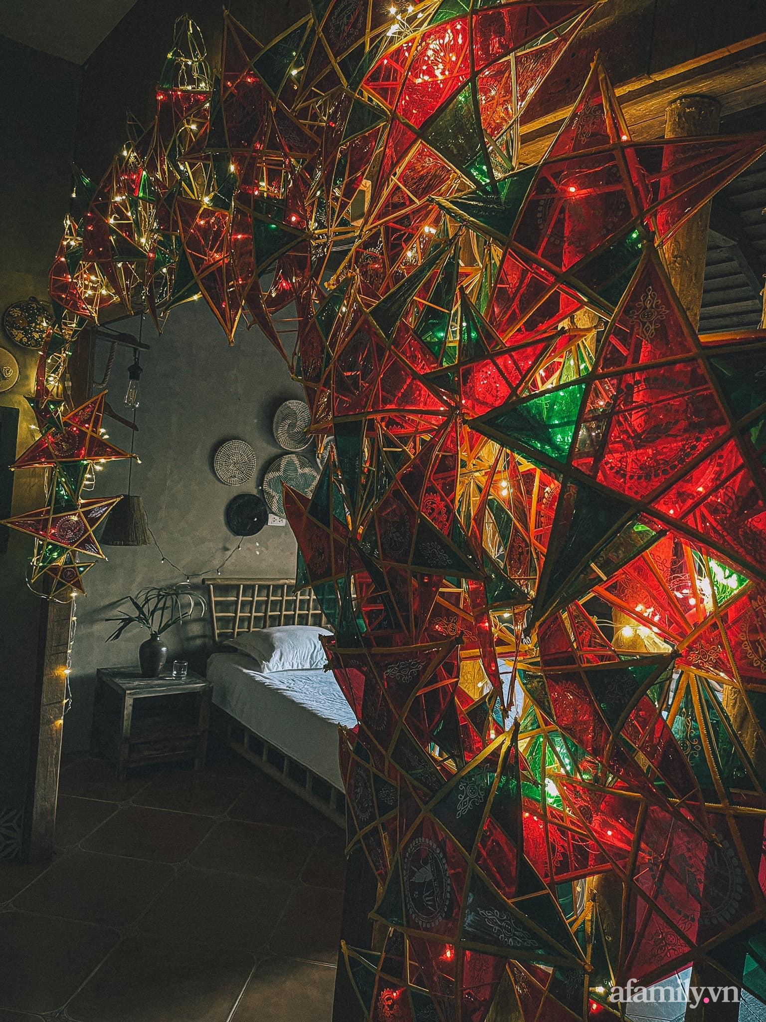 Phòng ngủ lung linh rực rỡ sắc màu Trung thu nhờ bàn tay khéo decor của cô gái Hà Nội-7