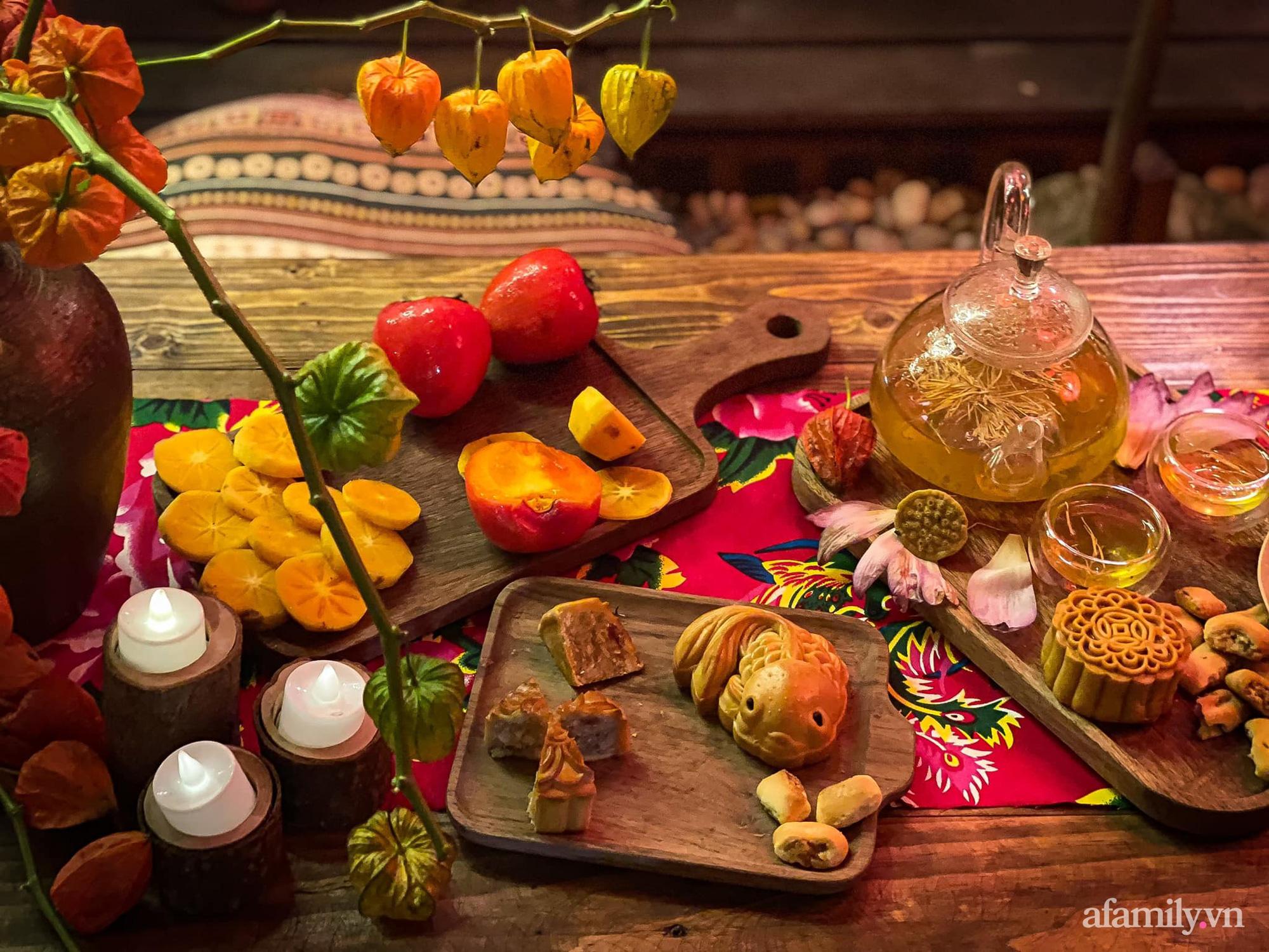 Phòng ngủ lung linh rực rỡ sắc màu Trung thu nhờ bàn tay khéo decor của cô gái Hà Nội-13