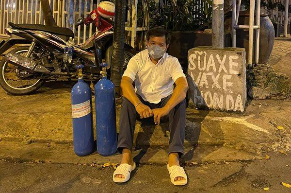 Ông Đoàn Ngọc Hải bị nghi đá xoáy ai đó khi khoe mua 1.000 vỏ bình oxy Nhật cũ xịn gấp 3 lần bình màu xanh-5