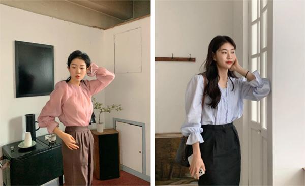 Mẫu áo mùa thu đang phủ sóng khắp mạng xã hội, chị em không sắm thì thiệt bao set đồ sang chảnh ngút ngàn-1
