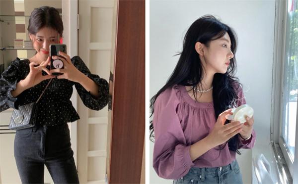 Mẫu áo mùa thu đang phủ sóng khắp mạng xã hội, chị em không sắm thì thiệt bao set đồ sang chảnh ngút ngàn-4