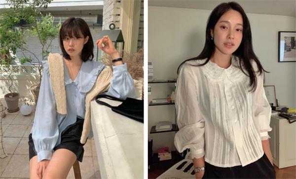 Mẫu áo mùa thu đang phủ sóng khắp mạng xã hội, chị em không sắm thì thiệt bao set đồ sang chảnh ngút ngàn-6