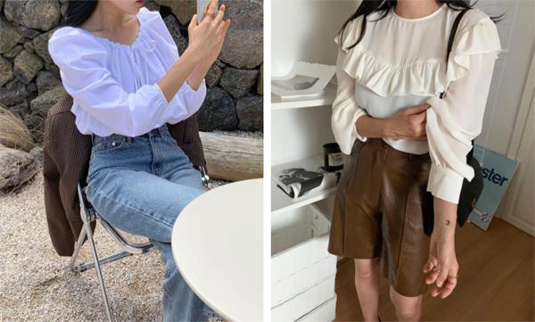 Mẫu áo mùa thu đang phủ sóng khắp mạng xã hội, chị em không sắm thì thiệt bao set đồ sang chảnh ngút ngàn-8
