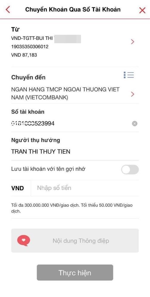 Xuất hiện hình ảnh Thủy Tiên có tới 4 số tài khoản nhận quyên góp từ thiện miền Trung?-2