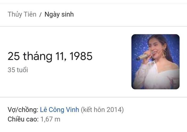 Netizen soi chi tiết tranh cãi về năm sinh của Thuỷ Tiên: Thông tin nào mới là thật?-4