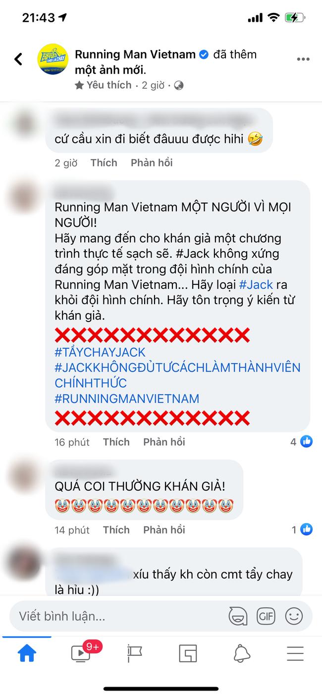 Running Man Vietnam lên sóng: 5 thành viên cũ đi cứu Trường Giang - Thúy Ngân - Jack, netizen tràn vào Fanpage tẩy chay-6