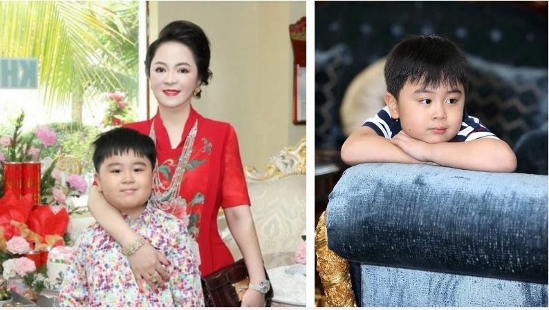 Bà chủ Đại Nam bất ngờ tiết lộ điều khó khăn khi sinh con trai út, rất thương bé vì 1 điểm giống hệt chồng mình-1