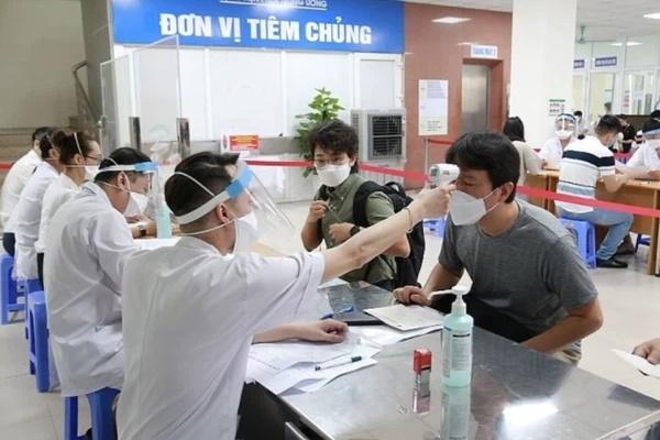 Sáng 20/9, Hà Nội thêm 3 ca mắc Covid-19 mới tại quận Hoàng Mai và Đống Đa-1