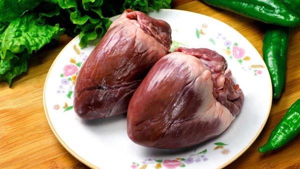 Bộ phận độc nhất vô nhị trên cơ thể con lợn, ăn nhiều rất tốt cho tim và máu, nhiều khi muốn mua cũng khó-1