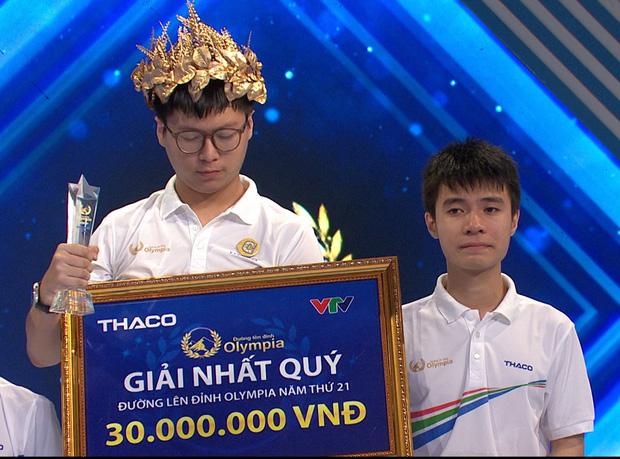 4 thí sinh bước vào Chung kết năm Olympia 2021: Việt Thái đỉnh cỡ nào vẫn chịu thua trước 1 nhân vật được mệnh danh thần đồng-5