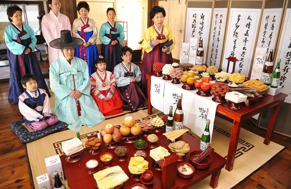 Vì sao phụ nữ Hàn Quốc sợ Trung thu-1