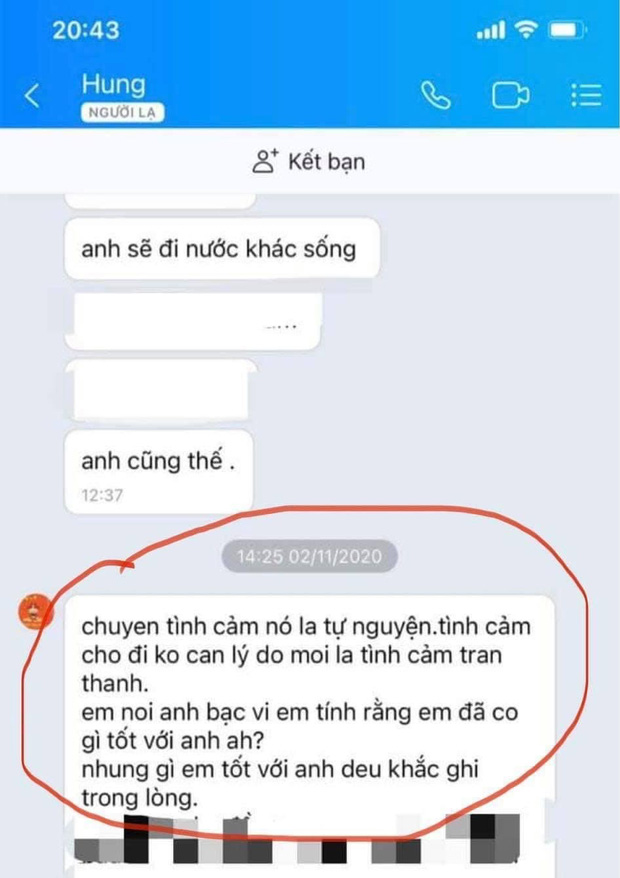 Sau 5 năm Quế Vân nhắc lại drama tình ái với Trường Giang, kèm cả tin nhắn em tốt quá, đừng bỏ rơi anh-3