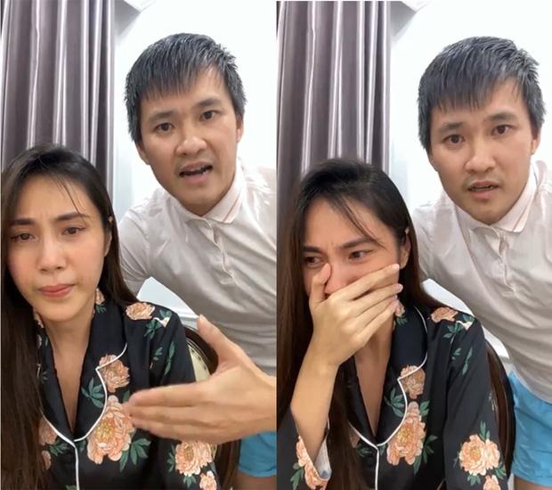 Netizen lan truyền clip Thuỷ Tiên thừa nhận khóc lóc, đóng kịch để không bị đòi tiền, thực hư ra sao?-1