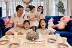 Showbiz Việt cũng có 'ngôi sao vàng trong làng chiều con' không kém cạnh Lâm Tâm Như: Nhìn quà sinh nhật tặng con mà muốn xỉu