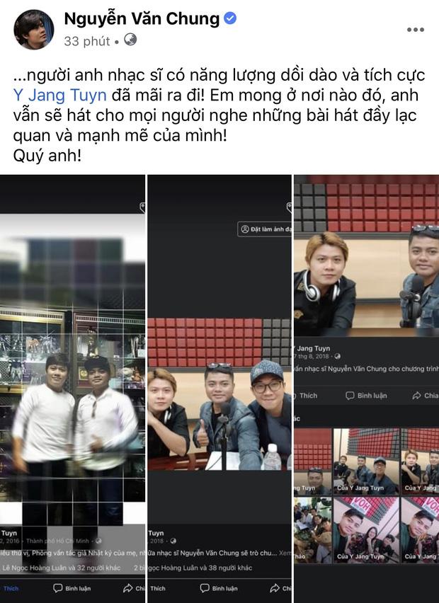 Ca sĩ Y Jang Tuyn qua đời vì Covid-19, vợ và 2 con từng là F0-5