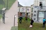 Nóng: Xả súng đẫm máu tại đại học Nga khiến 8 người chết, sinh viên hoảng loạn nhảy lầu bỏ chạy