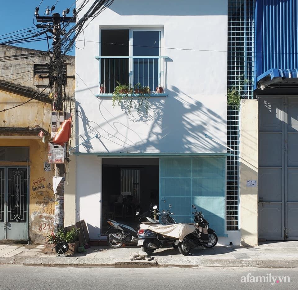 Nhà phố 60m² cải tạo đẹp ấn tượng của vợ chồng giáo viên mỹ thuật ở Hải Phòng-2
