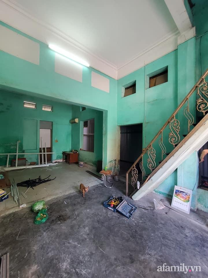 Nhà phố 60m² cải tạo đẹp ấn tượng của vợ chồng giáo viên mỹ thuật ở Hải Phòng-7