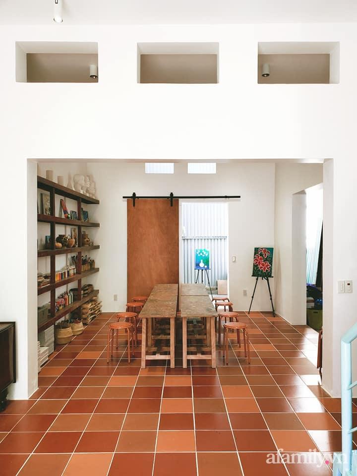 Nhà phố 60m² cải tạo đẹp ấn tượng của vợ chồng giáo viên mỹ thuật ở Hải Phòng-12
