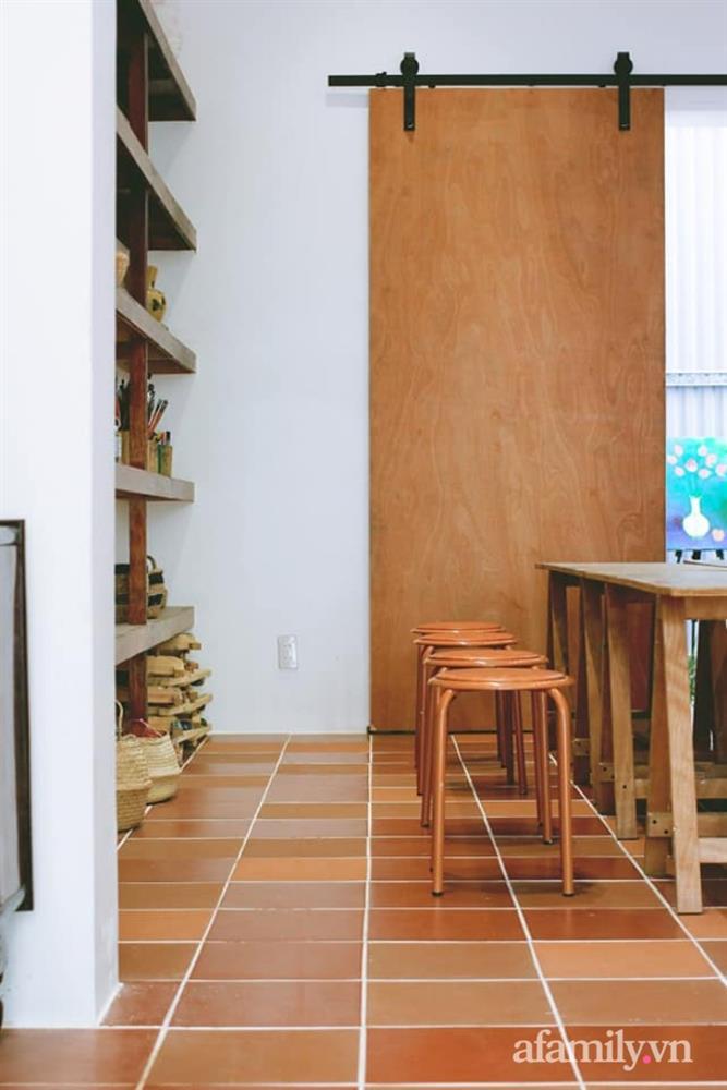 Nhà phố 60m² cải tạo đẹp ấn tượng của vợ chồng giáo viên mỹ thuật ở Hải Phòng-13