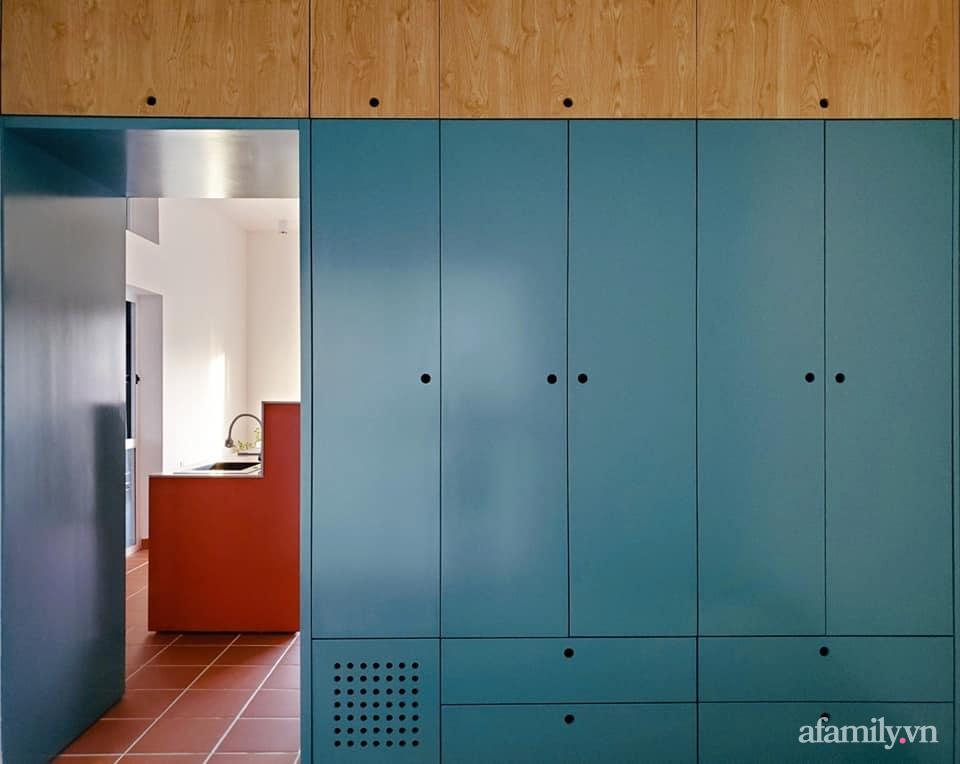 Nhà phố 60m² cải tạo đẹp ấn tượng của vợ chồng giáo viên mỹ thuật ở Hải Phòng-15