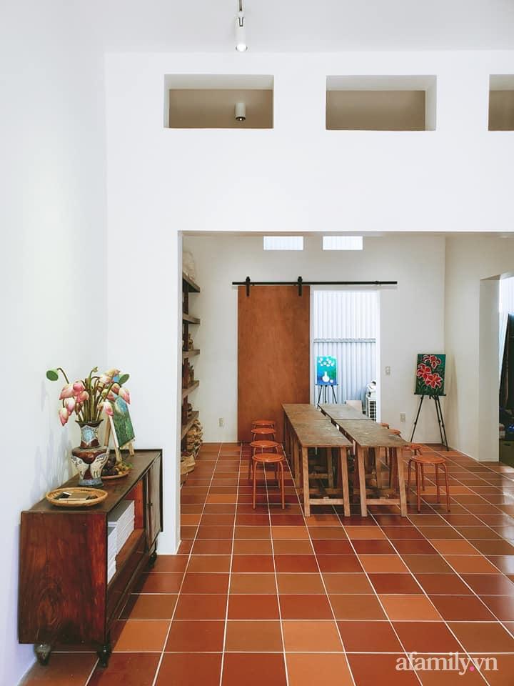 Nhà phố 60m² cải tạo đẹp ấn tượng của vợ chồng giáo viên mỹ thuật ở Hải Phòng-21