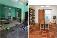 Nhà phố 60m² cải tạo đẹp ấn tượng của vợ chồng giáo viên mỹ thuật ở Hải Phòng
