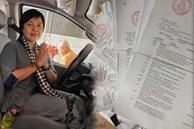 Giang Kim Cúc tung xấp sao kê tốn gần 2,5 triệu tiền giấy in: 'Minh bạch trong thiện nguyện không khó, chỉ là Cúc dồn một lúc gần 2 tháng nên hơi chậm trễ'